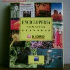 ENCICLOPEDIA TEMATICA GUINNESS........1995