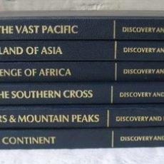 Libros de segunda mano: 6 TOMOS DISCOVERY AND EXPLORACION 1973. Lote 24832443