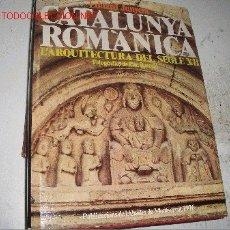 Libros de segunda mano: CATALUNYA ROMANICA. Lote 2991225
