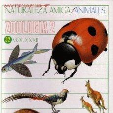 Libros de segunda mano: NATURALEZA AMIGA / ANIMALES. ZOOLOGIA 2. Lote 27492790