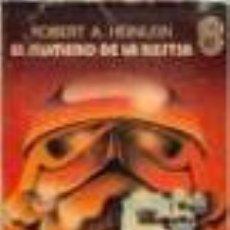 Libros de segunda mano: EL NÚMERO DE LA BESTIA DE ROBERT A. HEINLEIN (MARTÍNEZ ROCA). Lote 13138664