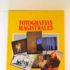 Libros de segunda mano: FOTOGRAFIAS MAGISTRALES. Lote 26665892