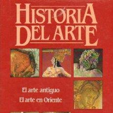 Libros de segunda mano: HISTORIA DEL ARTE (AT-16). Lote 3436893