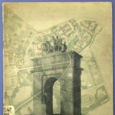 Libros de segunda mano: LA CIUDAD UNIVERSITARIA DE MADRID. GRÁFICAS UGUINA. MADRID, 1943.. Lote 23776197