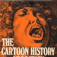 Libros de segunda mano: THE CARTOON HISTORY OF BRITAIN (A-ART-541). Lote 25490812