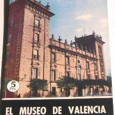 Libros de segunda mano: EL MUSEO DE VALENCIA - TEMAS ESPAÑOLES.. Lote 22740995