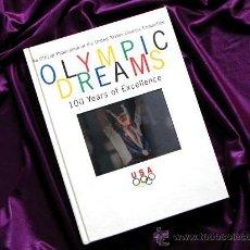 Libros de segunda mano: LIBRO OLIMPIADAS. OLYMPIC DREAMS. Lote 26897940