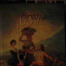 Libros de segunda mano: GOYA. Lote 10291969
