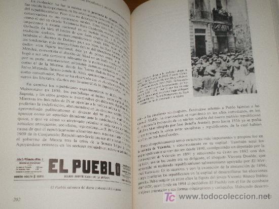 Libros de segunda mano: VALENCIA. HISTORIA CONTEMPORÁNEA DE LA COMUNIDAD VALENCIANA - Foto 3 - 26786665