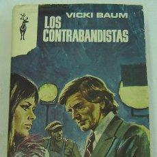 Libros de segunda mano: LOS CONTRABANDISTAS-VICKI BAUM-ED. PLANETA LIBROS RENO AÑO 1973. Lote 10316937