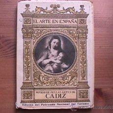 Libros de segunda mano: CADIZ MUSEO DE BELLAS ARTES, THOMAS, COLECCION EL ARTE EN ESPAÑA. Lote 10418154