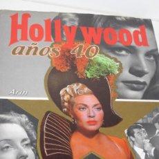 Libros de segunda mano: HOLLYWOOD AÑOS 40. TAYLOR, JOHN RUSSELL . Lote 27088084