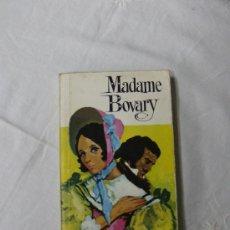 Libros de segunda mano: MADAME BOVARY. Lote 10597856