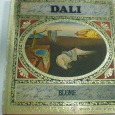 Libros de segunda mano: DALI - MAX GERARD - EDITORIAL BLUME. Lote 24712666
