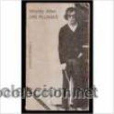 Libros de segunda mano: SIN PLUMAS DE WOODY ALLEN. Lote 10715632