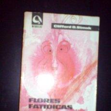 Libros de segunda mano: EDHASA NEBULAE FLORES FATIDICAS. Lote 10772961
