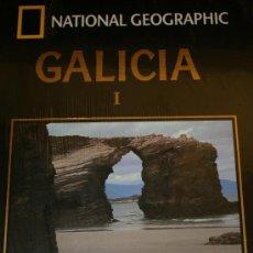 Libros de segunda mano: GALICIA I. NATIONAL GEOGRAPHIC. COLECCIÓN CONOCER ESPAÑA Nº 1.. Lote 27336166