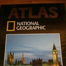 Libros de segunda mano: ATLAS. EUROPA I. NATIONAL GEOGRAPHIC Nº 1. Lote 26451569