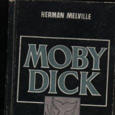 Libros de segunda mano: MOBY DICK. HERMAN MELVILLE. ENCICLOPEDIA PULGA. 384 PÁGINAS. Lote 18797135