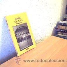 Libros de segunda mano: FARAÓN,MAGÍ ROSELLÓ;NOVELA AMBIENTADA EN BARCELONA. Lote 15304602