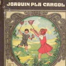 Libros de segunda mano: ELEMENTOS DE CIENCIAS FISICO-NATURALES DE PLA CARGOL. Lote 25916620