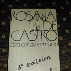Libros de segunda mano: ROSALIA DE CASTRO. Lote 26918959