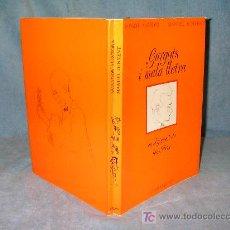 Libros de segunda mano: GARGOTS I MALA LLETRA - SALVADOR ALAVEDRA - INFINIDAD DE BELLOS DIBUJOS.. Lote 26592831