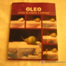 Libros de segunda mano: CURSO DE DIBUJO Y PINTURA. OLEO. E. CEAC. 2006. Lote 11315886