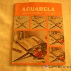 Libros de segunda mano: CURSO DE DIBUJO Y PINTURA. ACUARELA. ED. CEAC. 2006. Lote 11315958