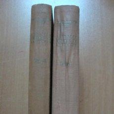 Libros de segunda mano: HISTORIA GENERAL DE LA CULTURA. MANUEL FERRANDIS TORRES. 2 TOMOS. MADRID 1948.. Lote 21291925