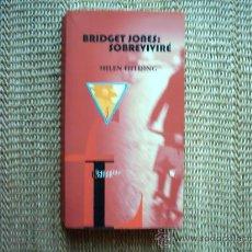 Libros de segunda mano: HELEN FIELDING. BRIDGET JONES: SOBREVIVIRÉ. 1ª EDICIÓN 2000. TRADUCCIÓN: NÉSTOR BUSQUETS.. Lote 11466395