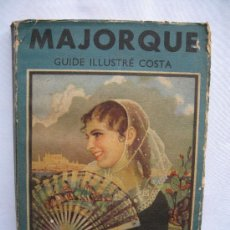 Libros de segunda mano: GUIA DE MALLORCA EN FRANCES - 1960. Lote 11508021