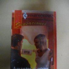 Libros de segunda mano: AMANTES Y OTROS DESCONOCIDOS. DALLAS SCHULZE. HARLEQUÍN SENSACIONES.. Lote 11615022