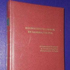 Libros de segunda mano: ILUSTRACIÓN Y ECONOMÍA EN NAVARRA.(1770-17793). EL PENSAMIENTO ECONÓMICO DE JOSÉ MARÍA MAGALLÓN Y.. . Lote 25376440