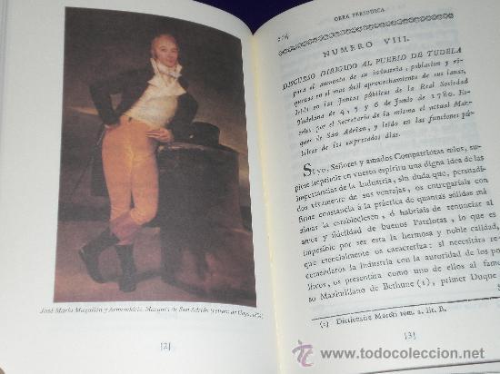 Libros de segunda mano: ILUSTRACIÓN Y ECONOMÍA EN NAVARRA.(1770-17793). EL PENSAMIENTO ECONÓMICO DE JOSÉ MARÍA MAGALLÓN Y.. - Foto 2 - 25376440