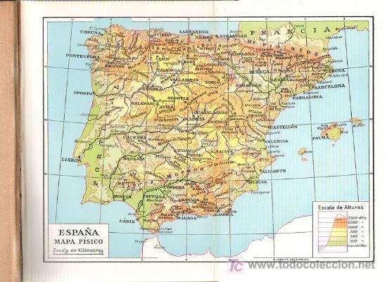 Libros de segunda mano: 1943 - HISTORIA DE ESPAÑA - AGUSTIN BLANQUEZ FRAILE - 436 GRABADOS - 6 MAPAS DESPLEGABLES - Foto 2 - 11762850