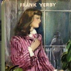 Libros de segunda mano: MIENTRAS LA CIUDAD DUERME - FRANK YERBY - ED. PLANETA 1967. Lote 23334730
