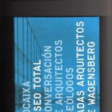 Libros de segunda mano: COSMOCAIXA, EL MUSEO TOTAL TERRADAS / WAGENSBERG. Lote 11868087