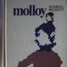 Libros de segunda mano: SAMUEL BECKETT. MOLLOY. CIRCULO LECTORES. Lote 27317325