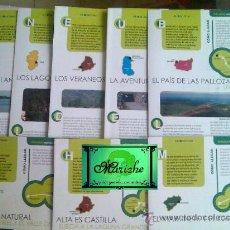 Libros de segunda mano: COLECCIÓN RUTAS TURÍSTICAS DE CASTILLA Y LEÓN--EL MUNDO-- 17 RUTAS. Lote 25666555