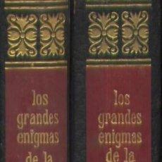 Libros de segunda mano: LOS GRANDES ENIGMAS DE LA BELLA EPOCA (A/ H- 123,3). Lote 3378794