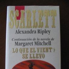 Libros de segunda mano: SCARLETT. Lote 26809989