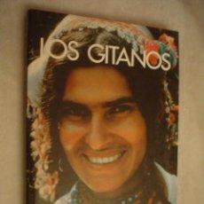 Libros de segunda mano: BART MC DOWELL: LOS GITANOS. Lote 12074657