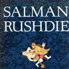 Libros de segunda mano: LOS VERSOS SATÁNICOS - SALMAN RUSHDIE - PRIMERA EDICIÓN DE 1989. Lote 27615382