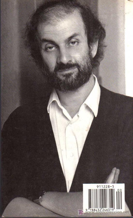 Libros de segunda mano: LOS VERSOS SATÁNICOS - SALMAN RUSHDIE - PRIMERA EDICIÓN DE 1989 - Foto 2 - 27615382