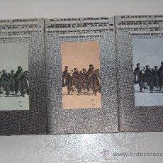 Libros de segunda mano: TRILOGÍA CRÓNICA DEL ALBA 3T POR RAMÓN J. SENDER DE ALIANZA EDITORIAL EN MADRID 1971 (COMPLETA). Lote 26635835