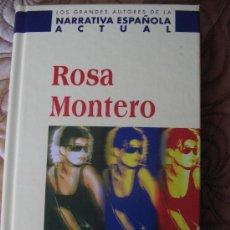 Libros de segunda mano: ROSA MONTERO LA HIJA DEL CANIBAL. Lote 12226652