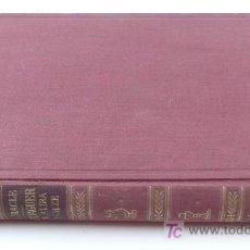 Libros de segunda mano: VERDAGUER AMB LA LIRA I EL CALZE, J MIRACLE. ED. AYMÀ. 1º ED 1952. Lote 12252468