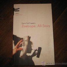 Libros de segunda mano: ZOETROPE: ALL-STORY. Lote 12253728