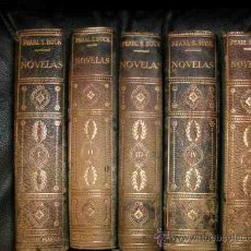 Libros de segunda mano: PEARL BUDL, NOVELAS, ED. PLANETA, BARCELONA, 1958, 5 NOVELAS. Lote 12374014